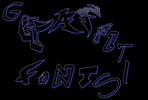 Thumbnail 157 Graffiti Font