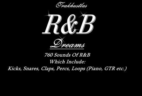 Product picture Rnb loop and drum kit, Trakhustlas RnB Dreams